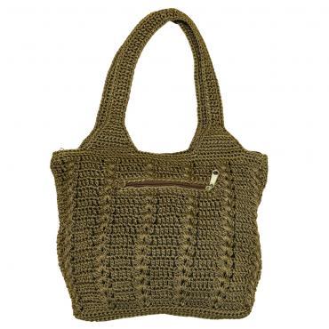 SamWo, Häkeltasche, Handtasche handmade in vielen Trendfarben