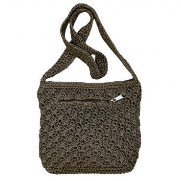 SamWo, Häkeltasche, Umhängetasche, Beutel handmade in vielen Trendfarben